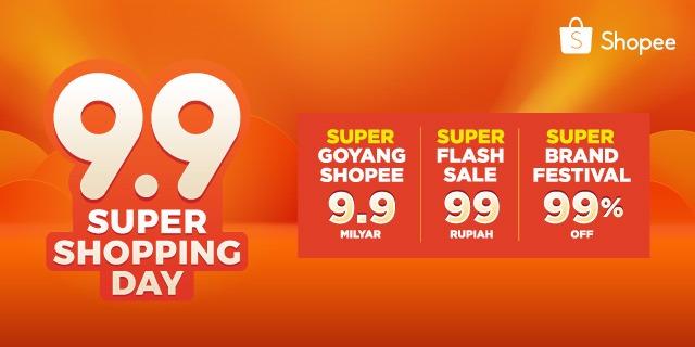 Hadirkan Acara TV dengan Aksi Spesial Christiano Ronaldo, Shopee Siap Manjakan Masyarakat di Puncak Shopee 9.9