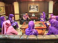 Wali Kota Harap Majelis Puan Puan Melayu Majukan Kaum Perempuan Melayu