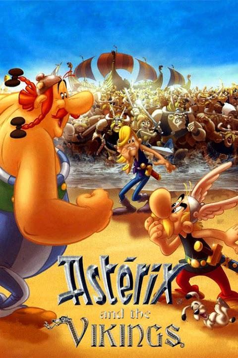 Asteriksi dhe Vikingsat Dubluar ne shqip