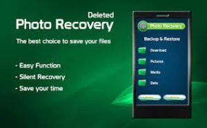 2. Menggunakan Aplikasi Deleted Photo Recovery