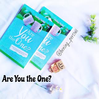gambar buku are you the one