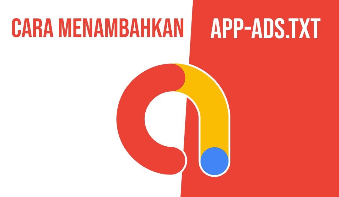 Cara Memasang Dan Verifikasi App Ads Txt Admob Melalui Blogger Hostze Blogger Tips Dan Trik