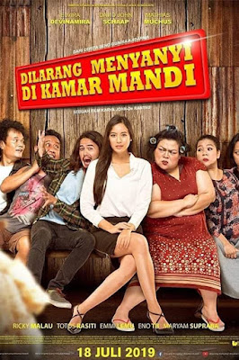 Sinopsis Film Dilarang Menyanyi di Kamar Mandi (2019)