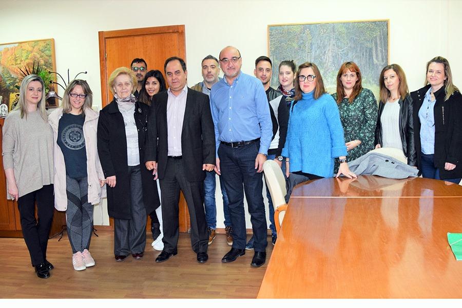 Ανανεώθηκαν οι συμβάσεις εργαζομένων στις κοινωνικές δομές του Δήμου Καρδίτσας