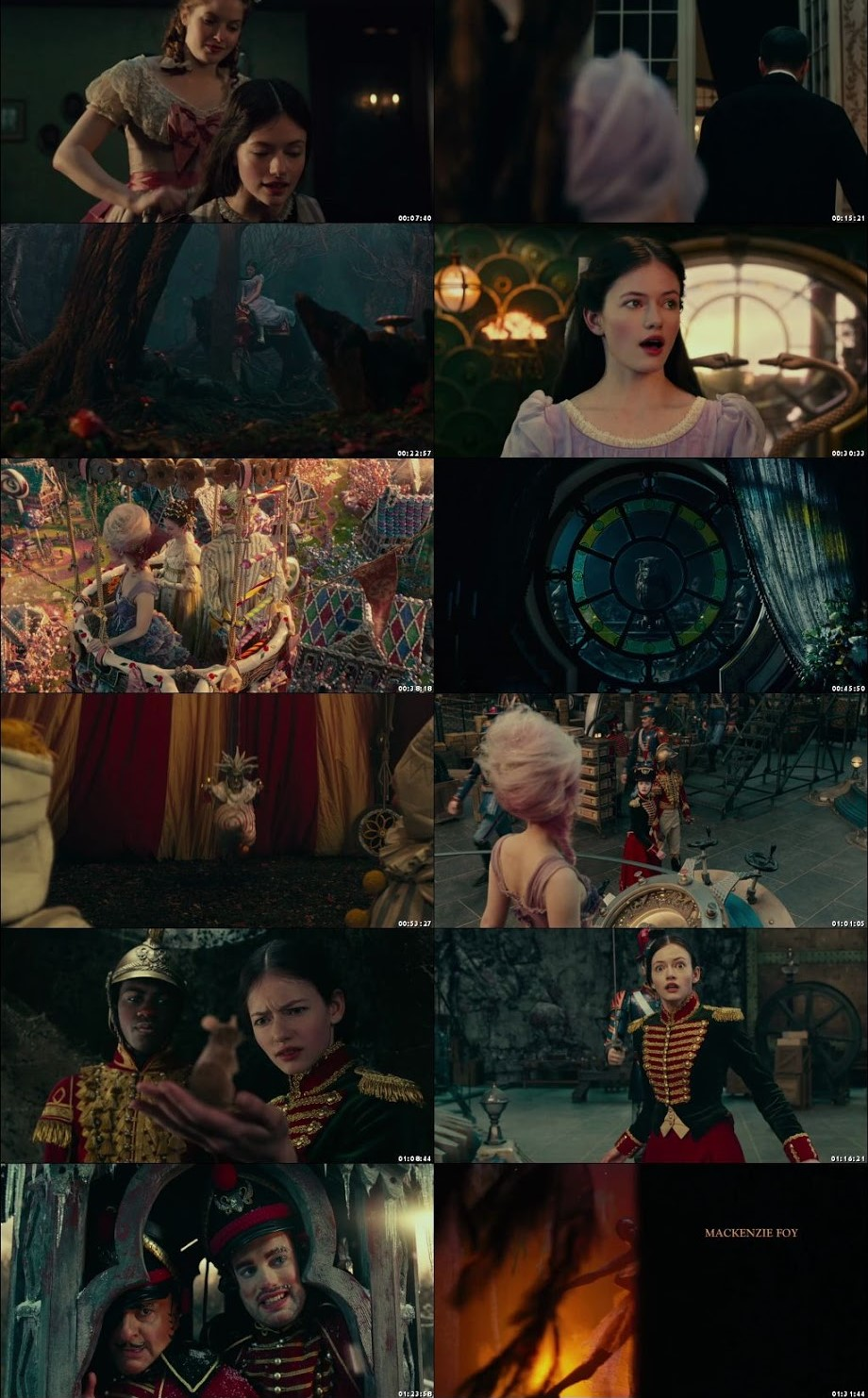 The Nutcracker and the Four Realms 2018 Full Movie Online Watch