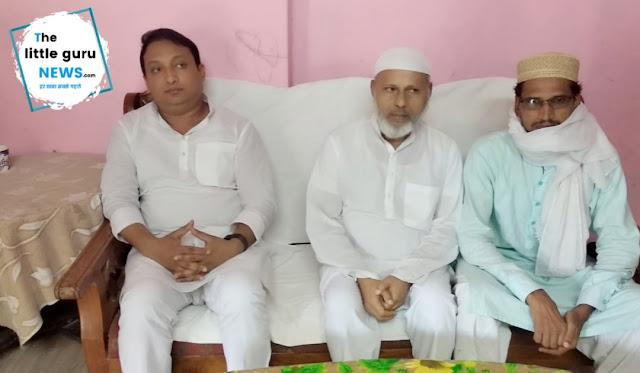 ढाका विधायक फैसल रहमान पहुंचे केसरिया, कही ये बात