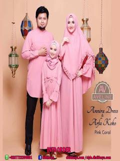baju couple muslim buat lebaran