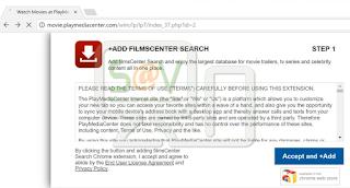 Movie.playmediacenter.com pop-ups