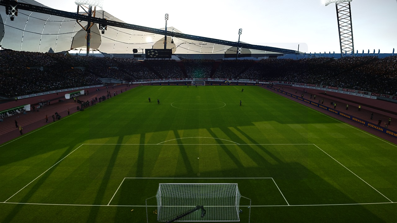 PES 2021 Munich Olympic Stadium