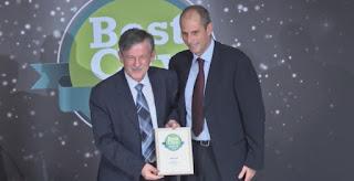 Βραβείο Best City Awards 2016 για τον Δήμο Κόνιτσας!