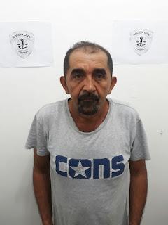 Polícia Civil do Maranhão prende homem acusado de abusar sexualmente da própria filha de dois anos
