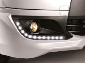 Mitsubishi New Mirage Sport 2015 - Fog Lamp with DRL