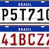Governo adia placas de carro com padrão Mercosul e chip
