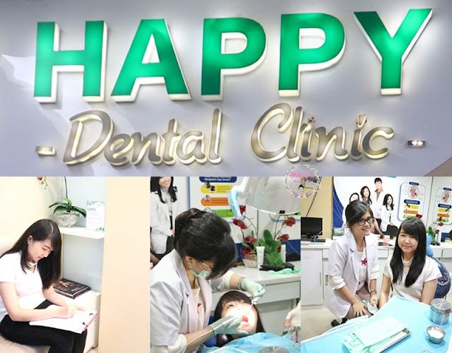 Pengalaman Oxygen Scaling and Protection di Happy Dental Clinic