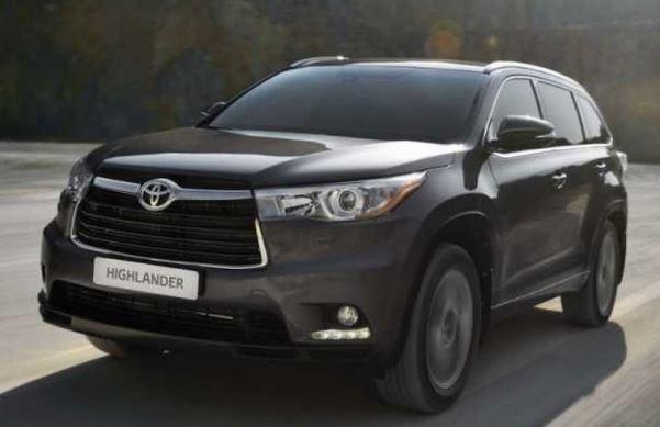 2018 Toyota Highlander Exterior Interior Design Price New Car Review