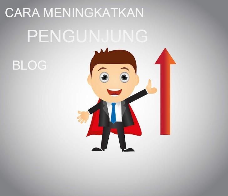 20 Cara Meningkatkan Traffic Pengunjung Blog Yang Cocok Untuk Jangka Panjang