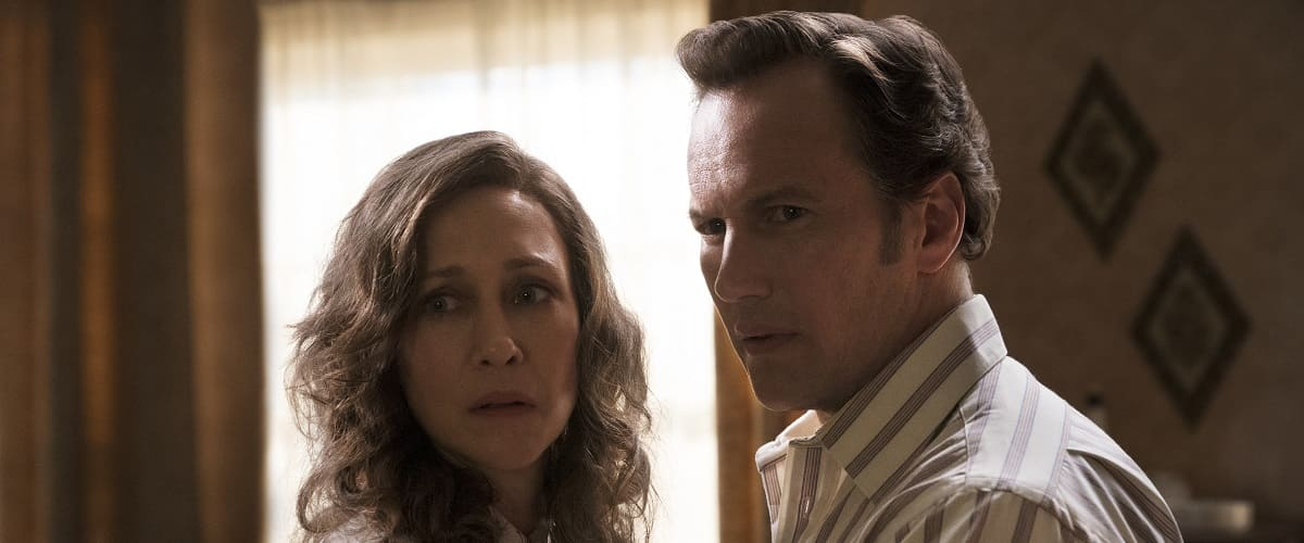Film The Conjuring: The Devil Made Me Do It Full Movie Sub Indo (2021)
