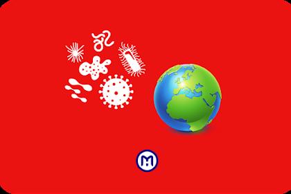 10 Pandemi Global Disebabkan Mikroorganisme