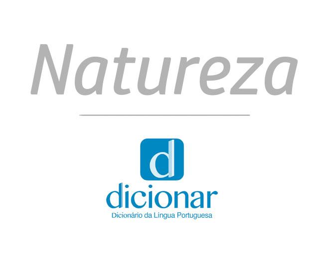 Significado de Natureza