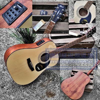 gitar akustik cort eq 7545r