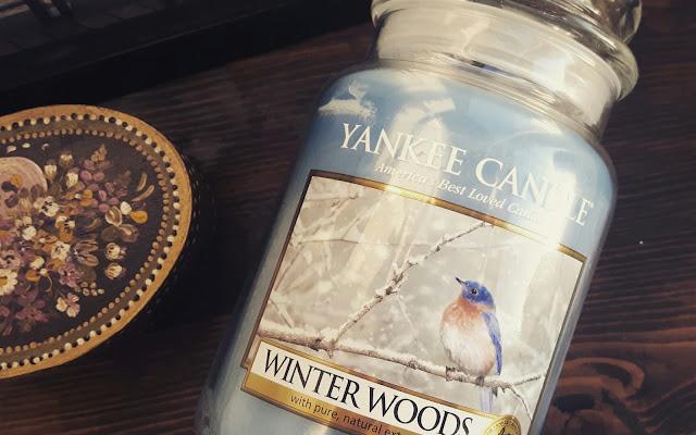 Unikaty: Yankee Candle - Winter Woods - Czytaj więcej »