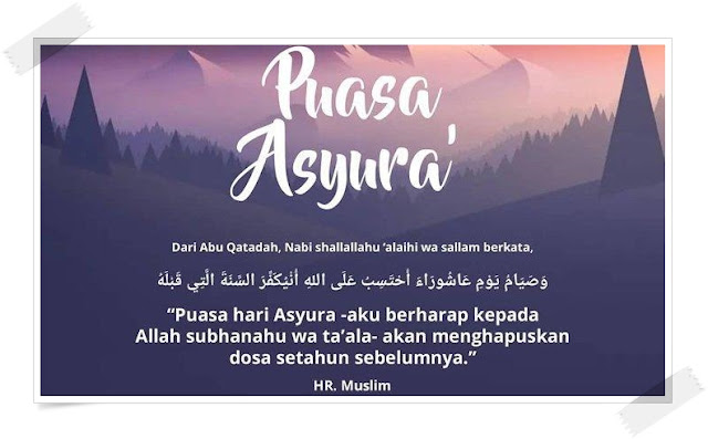 Lafadz Bacaan Niat Puasa Asyura & Tasu'a