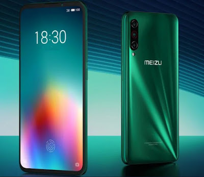 Meizu 16T Launched With 5,000mAh battery Price And Specifications
