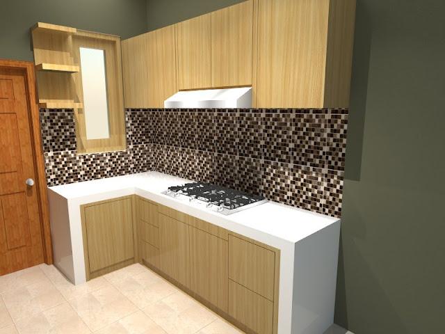 kitchen set interior kitchen set di Sidokare sidoarjo