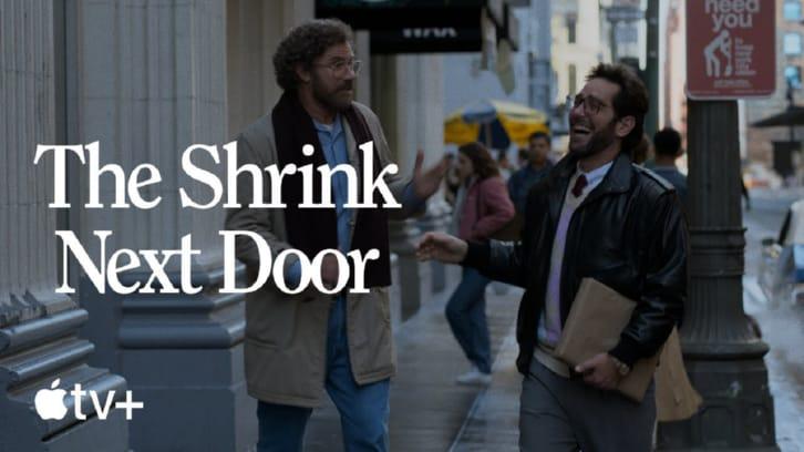The Shrink Next Door - First Look Teaser Promo + Premiere Date