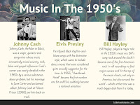music in the 1950s project