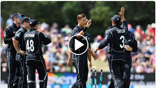 Cricket Highlights - New Zealand vs West Indies 2nd ODI 2017