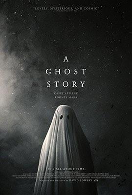 A GHOST STORY, una película dirigida por David Lowery