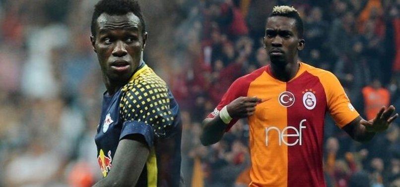 Galatasaray'da gözler Bruma ve Onyekuru'da!