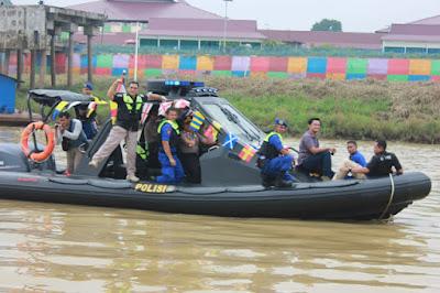 Miliki Kapal Polisi Baru, Ditpolair Polda Jambi Siap Tingkatkan Pelayanan Kepada Masyarakat