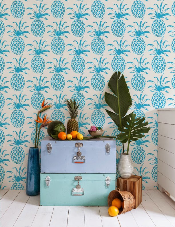 Dream Home Do Or Dont Tropical Wallpaper So About What I Said