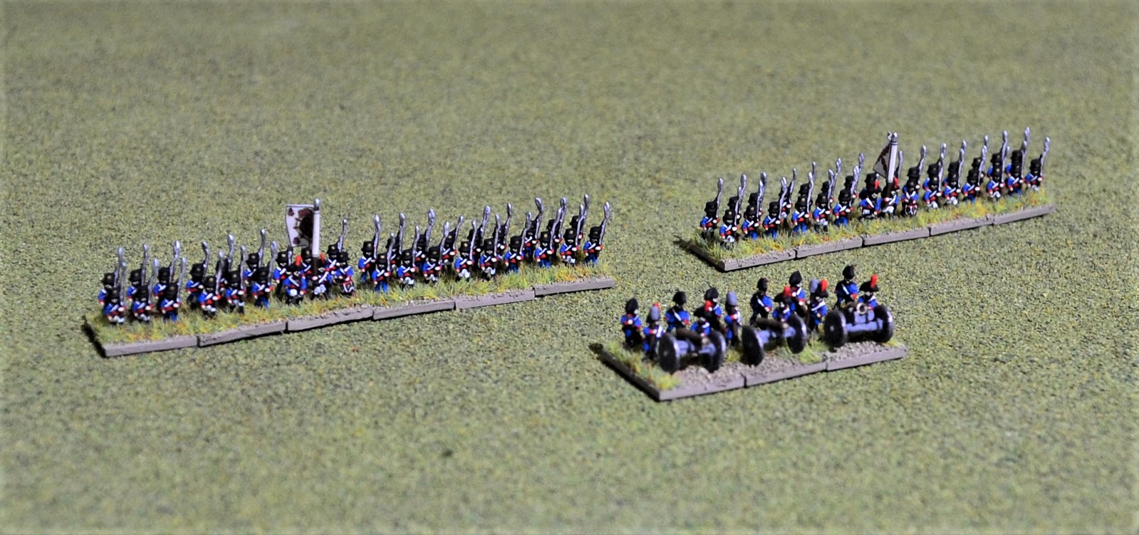Grymauch's Solo Wargaming Blog : On the Workbench: More 6mm Spanish