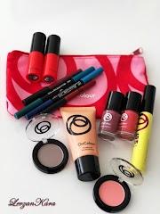 Oriflame On Colour Serisi Makyaj Malzemeleri