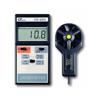Jual Anemometer Lutron AM-4202 Call  087770760007