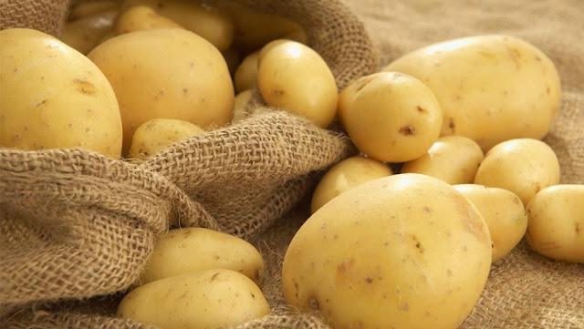 cách chăm sóc da bằng khoai tây