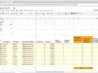 10 Good Google Sheets Add-ons for Teachers