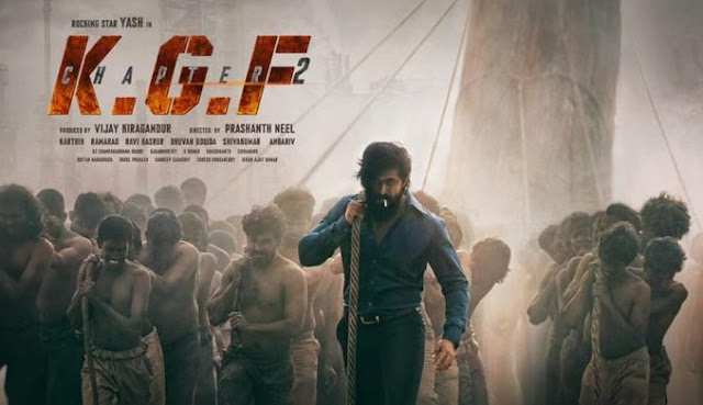 K.G.F Chapter 2 Release Date, Trailer, Cast, Budget, Review, Song, Box Office, and News