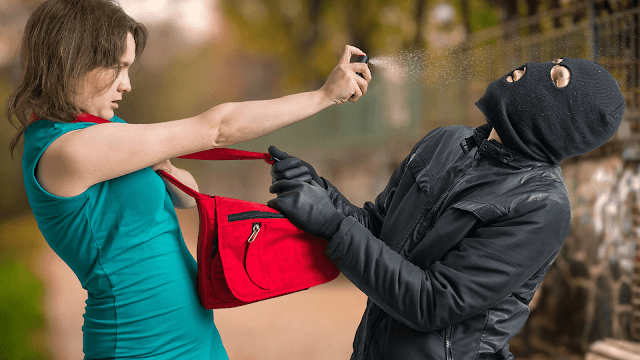 How old do you have to be to carry pepper spray in California?