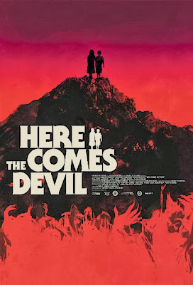 Capa do Filme Here The Comes Devil