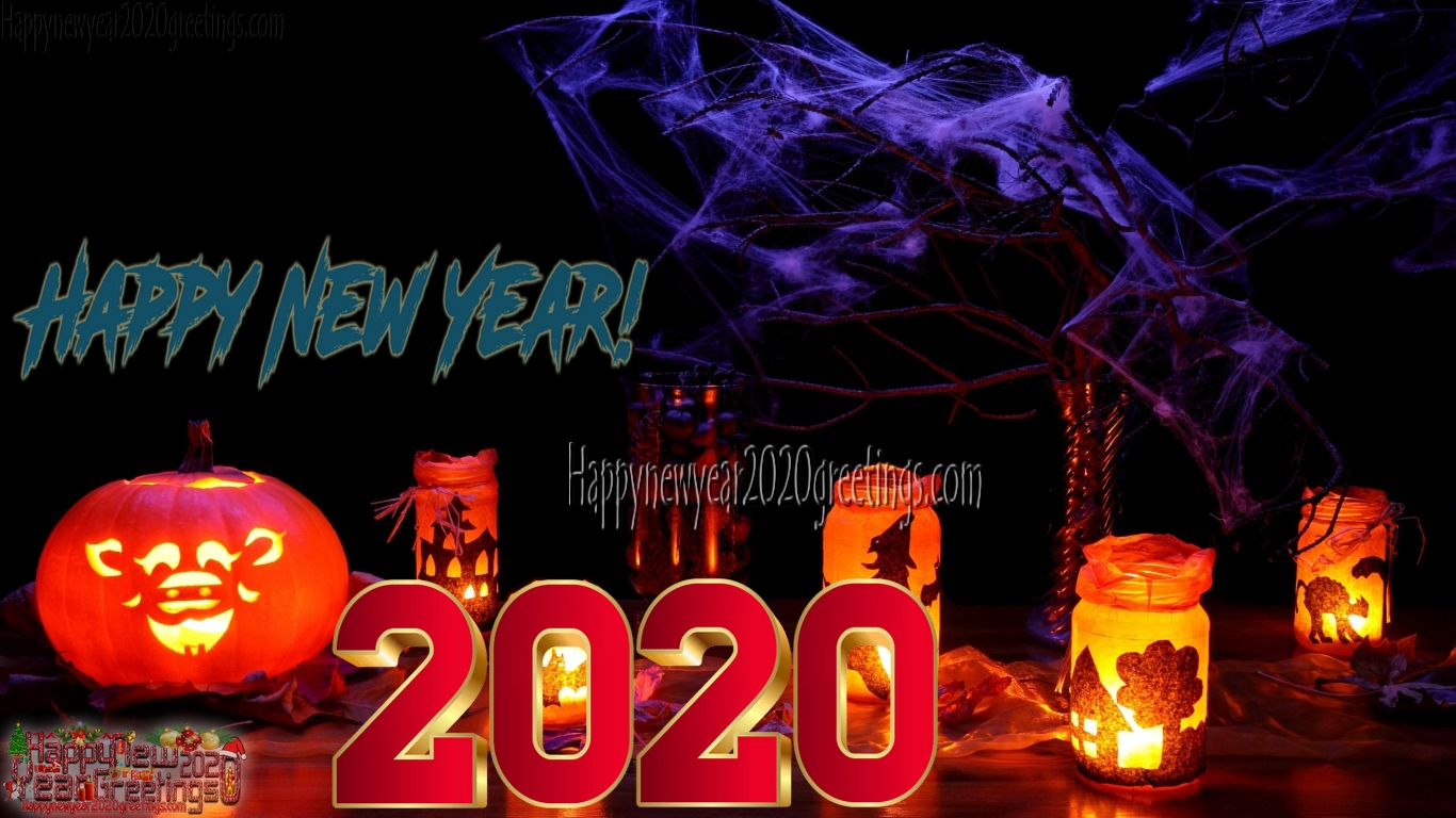 Happy New Year 2020 3D Photos HD Download - New Year 2020