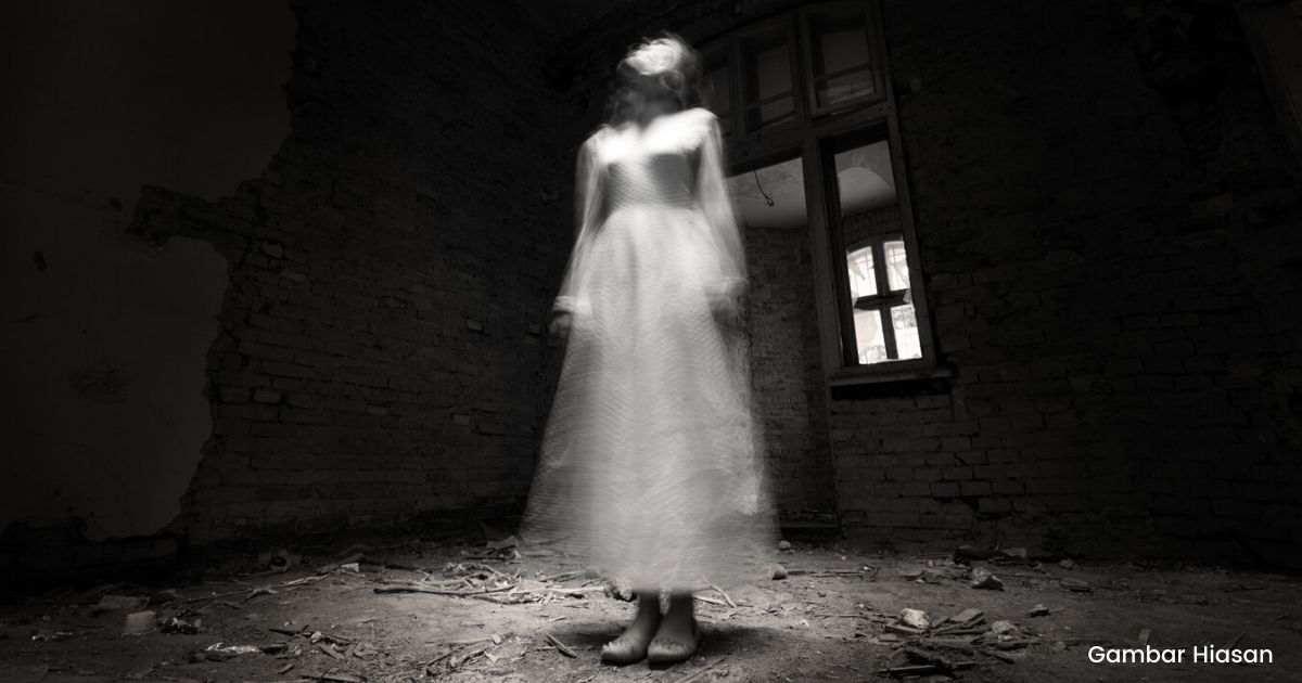 roh pulang minta melihat jasad sendiri