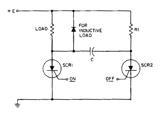 Electric Dc Static Switch Circuit Diagram