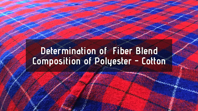 Determination-of-Fiber-Blend-Composition-of-Polyester-Cotton