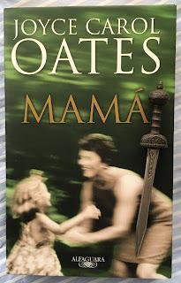 Portada del libro Mamá, de Joyce Carol Oates