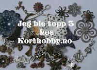 Topp 3 hos Korthobby Utfordringsblogg!