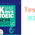 Listening KING'S TOEIC Practice - Test 03